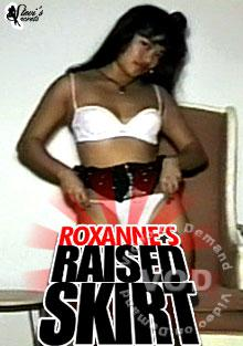 Roxanne's Raised Skirt Box Cover