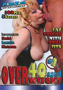 Over 40 And Overweight #2 Box Cover