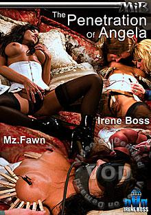 The Penetration Of Angela Box Cover