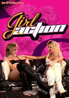 Girl Action Box Cover