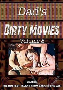 My Dads Dirty Home Movies Volume 8 Box Cover