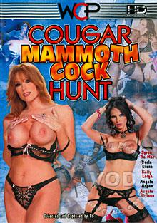 Cougar Mammoth Cock Hunt Box Cover