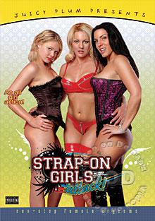 Strap-On Girls Attack Box Cover
