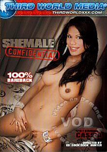 Shemale Confidential Box Cover