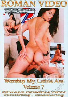 Worship My Latina Ass Volume 7 Box Cover