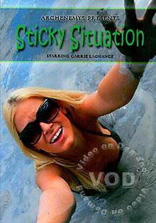 Sticky Situation Box Cover