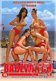Babewatch 15 Box Cover