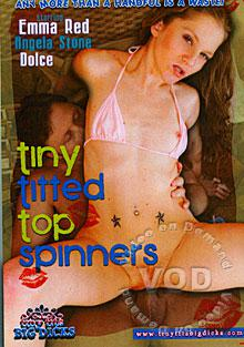 Tiny Titted Top Spinners Box Cover