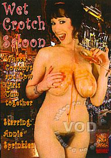 Wet Crotch Saloon Box Cover