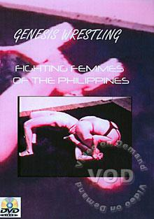 Fighting Femmes Of The Philipines Box Cover