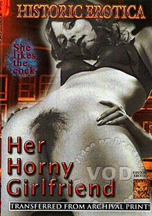 Her Horny Girlfriend Box Cover