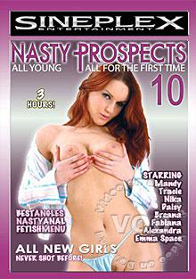 Nasty Prospects 10 Box Cover