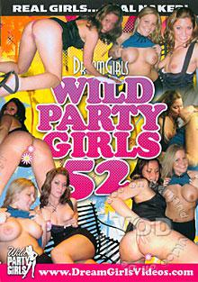 Wild Party Girls 52 Box Cover