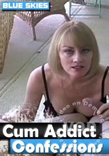Cum Addict Confessions Box Cover