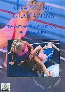 Teacher Learns A Lesson Box Cover