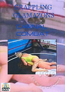 Carnal Combat Box Cover