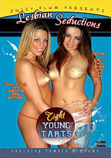 Lesbian Seductions - Tight Young Tarts Box Cover