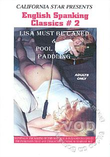 English Spanking Classics #2 Box Cover