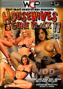 Housewives Gone Black 11 Box Cover