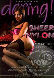Sheer Nylon Box Cover