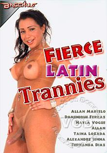 Fierce Latin Trannies