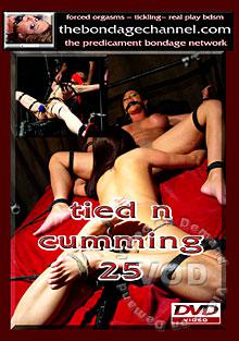 Tied N Cumming 25 Box Cover