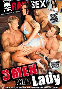 3 Men And A Lady Box Cover