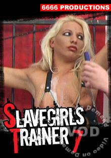 Slavegirls Trainer 7 Box Cover