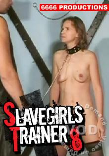 Slavegirls Trainer 8 Box Cover