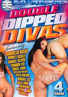 Double Dipped Divas Box Cover