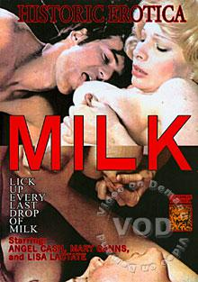 Milk Box Cover