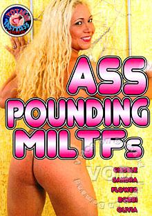 Ass Pounding MILTFs Box Cover