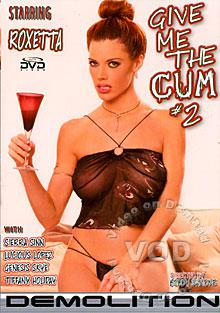 Give Me The Cum #2 Box Cover