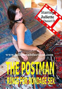 The Postman Rings For Bondage Sex Box Cover