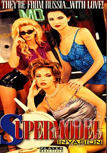 Supermodel Invasion Box Cover