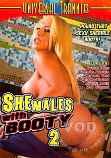 Shemales With Booty 2 Box Cover