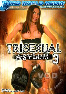 Trisexual Asylum 3 Box Cover