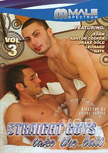 Straight Guys Take The Bait Vol. 3 Box Cover