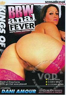 BBW Anal Fever Box Cover