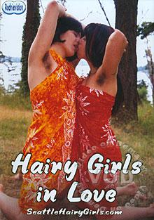 Hairy Girls In Love Box Cover