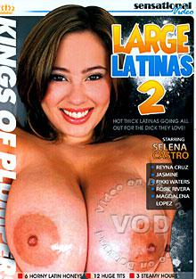 Large Latinas 2 Box Cover