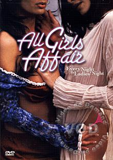 All Girl's Affair Box Cover