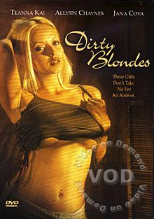 Dirty Blondes Box Cover