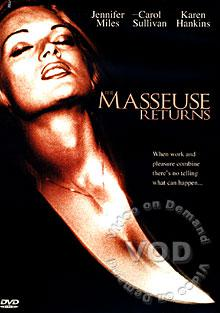 The Masseuse Returns Box Cover