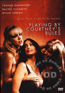 Playing By Courtney's Rules Box Cover