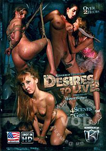 Desires To Live Box Cover