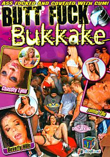 Butt Fuck Bukkake Box Cover