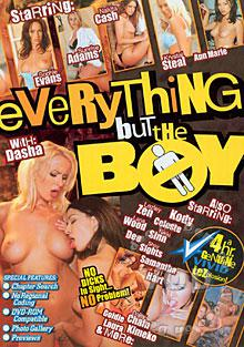 Everything But The Boy Box Cover