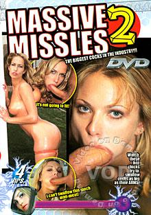 Massive Missiles 2 Box Cover
