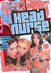 Head Nurse Box Cover